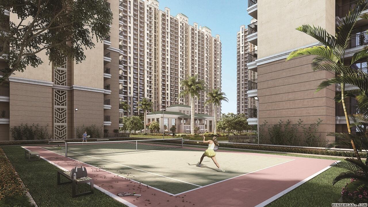 HomeKraft Luxurious - Tennis Court