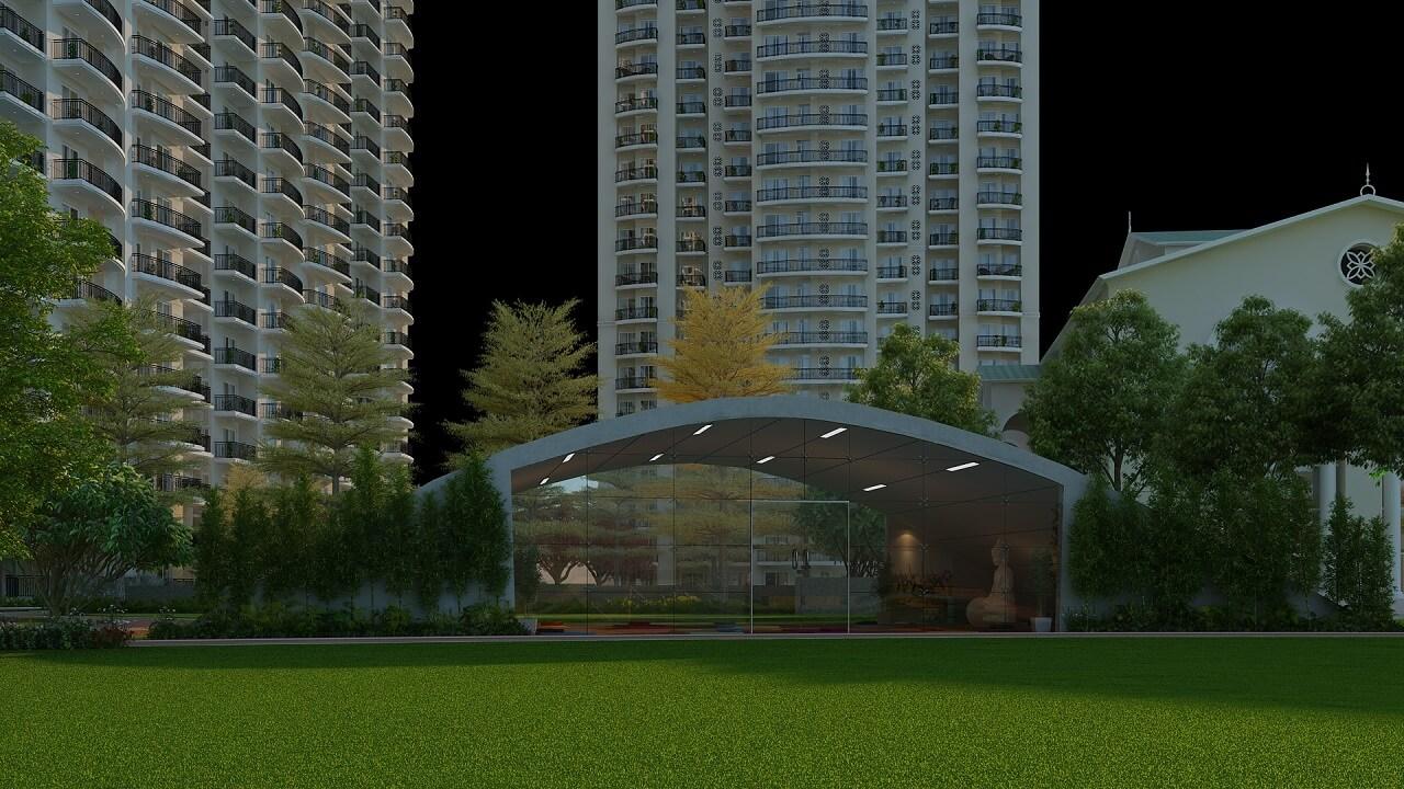 HomeKraft Luxurious Apartments - Yoga Ground