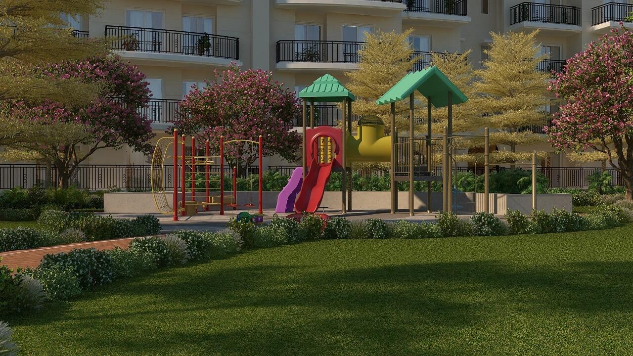 HomeKraft Luxurious Apartments - Kids Ground